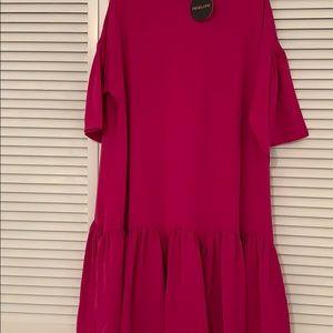 Gorgeous fushia dress